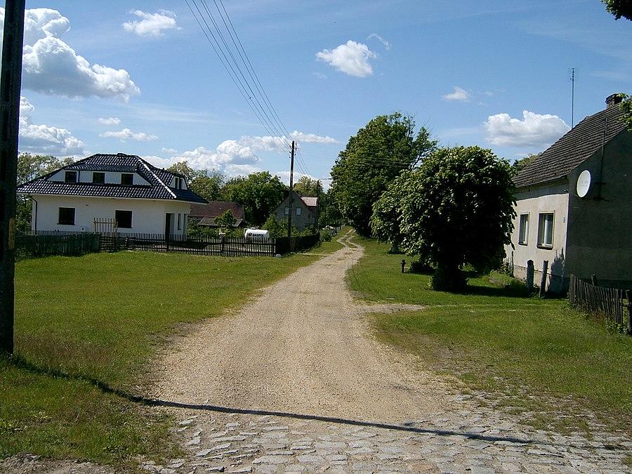 Kunice, Słubice County
