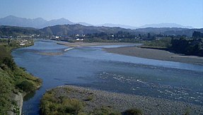 20061108uono and shinano river.jpg