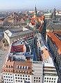20061126200MDR Dresden Blick von der Frauenkirche.jpg