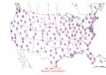 2007-03-03 Max-min Temperature Map NOAA.png