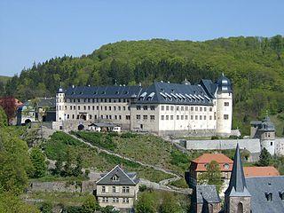 Stolberg (Harz) Ortsteil of Südharz in Saxony-Anhalt, Germany