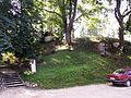 2007 08 19Kurtuvėnų piliak.jpg