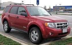 Ford Escape II