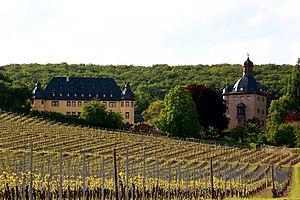 Rheingau - Image: 2010 05 16 Schloss Vollrads