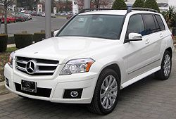 2010 Mercedes-Benz GLK (US)