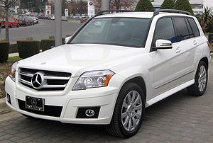 2010 Mercedes-Benz GLK350 photographed in Silv...