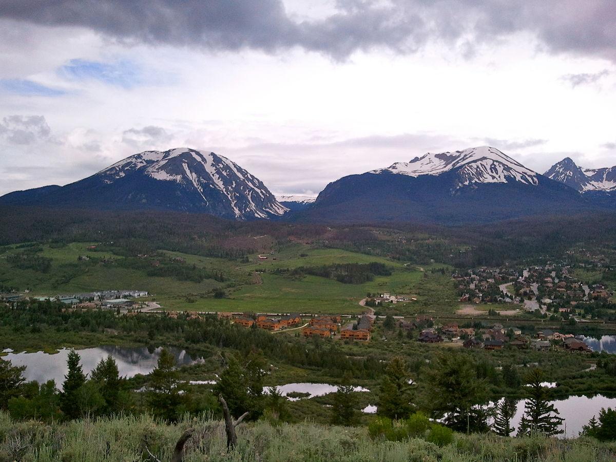Silverthorne, Colorado - Wikipedia