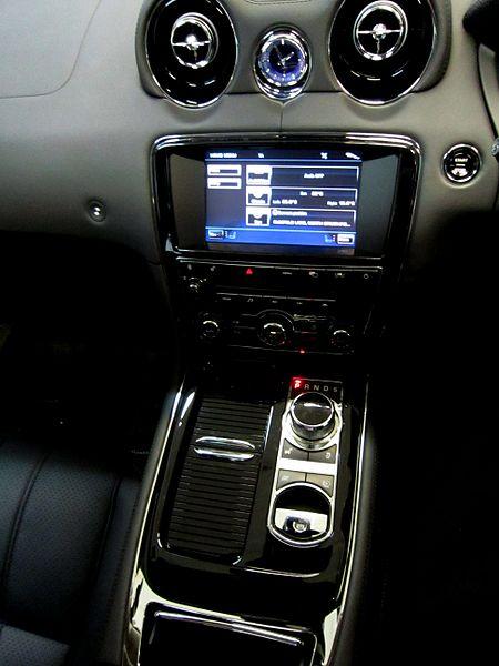 File:2011 Jaguar XJ Supersport - Flickr - NRMA New Cars (9).jpg