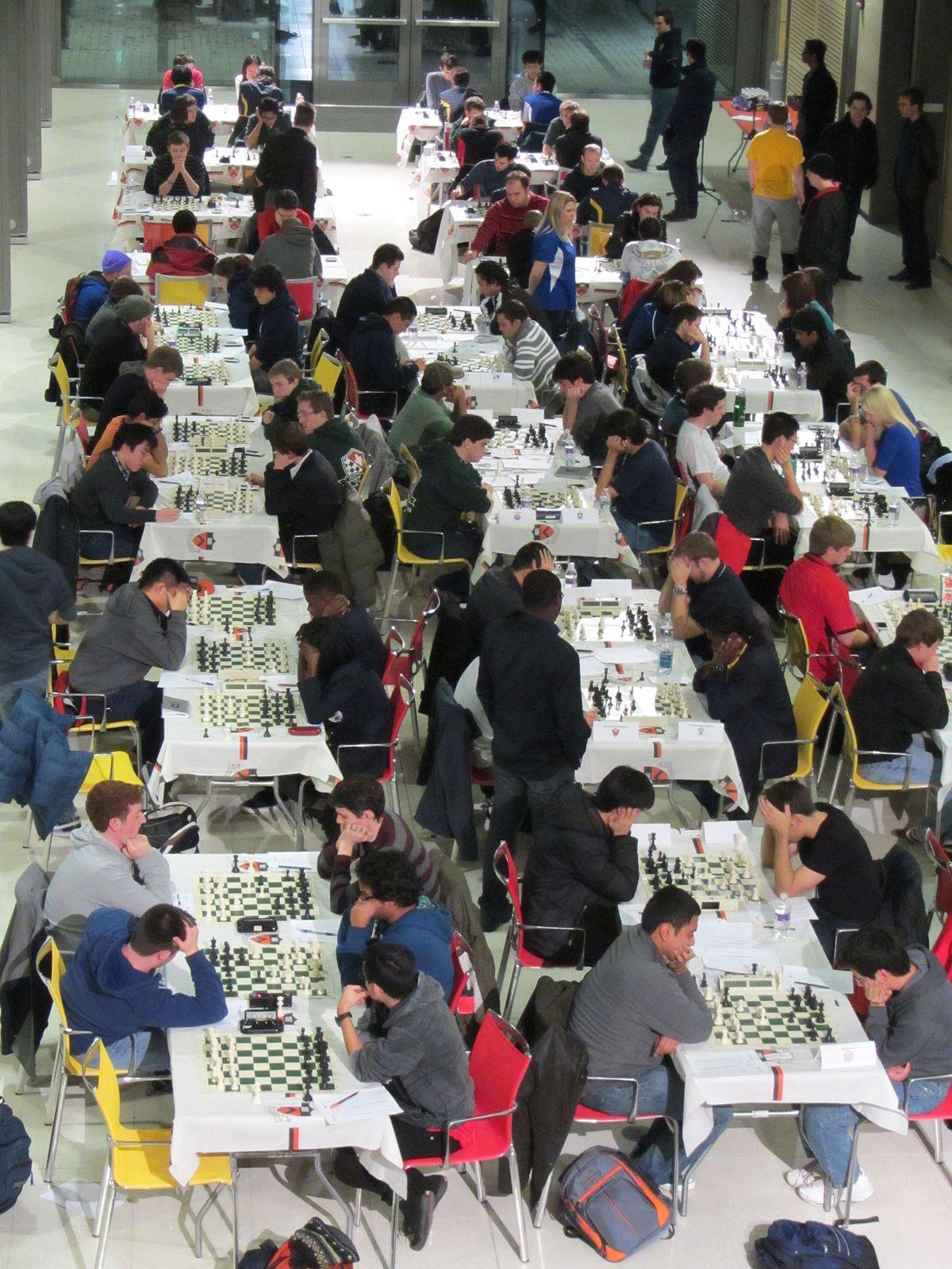Pan American Intercollegiate Team Chess Championship - Wikipedia