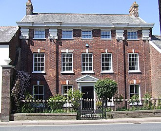 Palmer House, Great Torrington - Palmer House, Great Torrington,Devon. in 2013