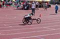 2013 IPC Athletics World Championships - 26072013 - Angela Ballard of Australia during the Women's 400M - T53 first semifinal 13.jpg