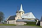 Polska - Polanica Zdrój, Kościół Wniebowzięci