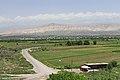 2014 Prowincja Ararat, Krajobraz widziany z klasztoru Chor Wirap (07).jpg