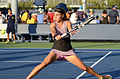 2014 US Open (Tennis) - Tournament - Aleksandra Krunic (14935541357).jpg