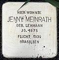 2015-11-21 Neustadt am Rübenberge Stolperstein Meinrath Jenny (cropped).jpg