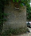 2015 London-Woolwich, Red Barracks wall 02.JPG