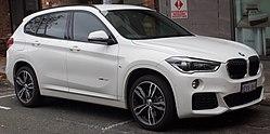 2016 BMW X1 (F84) xDrive25i wagon (2017-07-15) 01.jpg