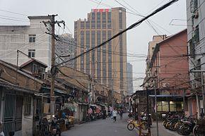 宝山路街道