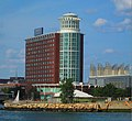 2017 Hyatt Regency Boston Harbor and Massport Ventilation Building 7 from Boston Harbor.jpg