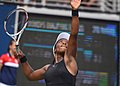 2017 US Open Tennis - Qualifying Rounds - Sachia Vickery (USA) def. Jamie Loeb (USA) (36981795252).jpg