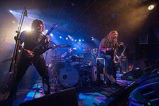 Goatwhore American extreme metal band