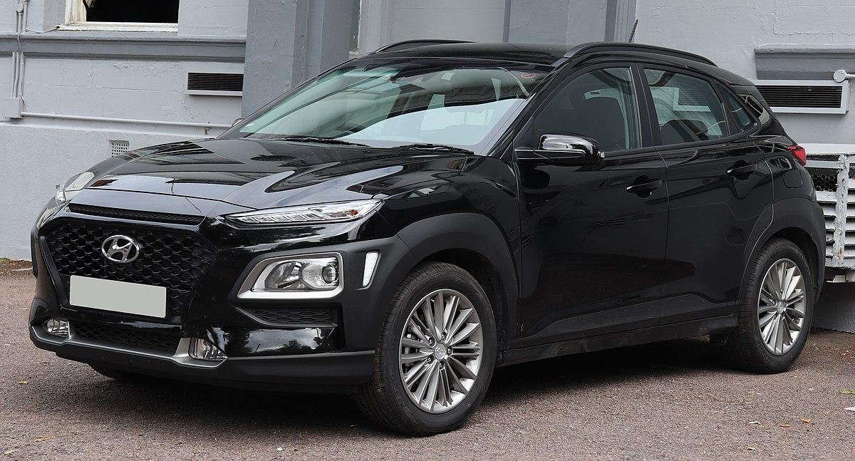 Hyundai Kona - Wikipedia