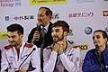2019 Internationaux de France Thursday French team press conference 8D9A1111.jpg