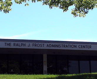 Maine Township High School District 207 - Ralph J. Frost Administrative Center