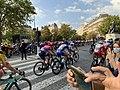 21e Étape Tour France 2020 - Place Denfert Rochereau - Paris XIV (FR75) - 2020-09-20 - 1.jpg