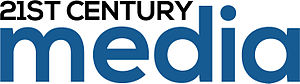 21st Century Media - Image: 21st Century Media logo