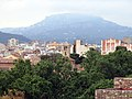 235 Parc de Vallparadís, Santa Maria i Sant Llorenç del Munt de la casa Coll i Bacardí (Terrassa).JPG