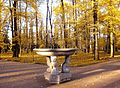 299. Pushkin. Catherine Park. Chalice with chimeras.jpg