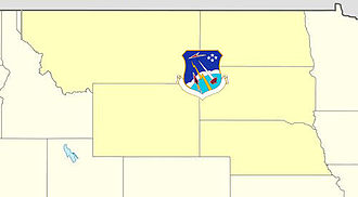 29th Air Division - 29th Air Division ADC AOR 1951-1960