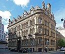 Tootal Broadhurst And Lee Building Manchester Plan