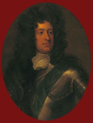 4th Royal Irish Dragoon Guards - James, Earl of Arran, the first Colonel of the Regiment