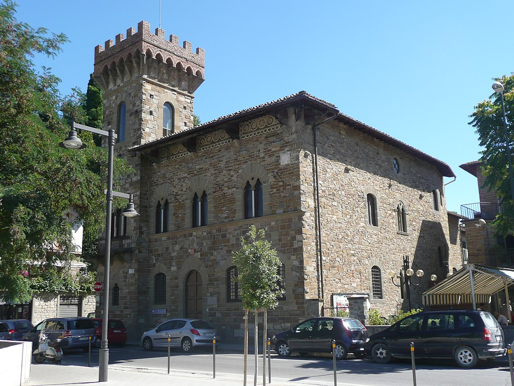 City Of Florence: File:50022 Greve In Chianti, Metropolitan City Of Florence
