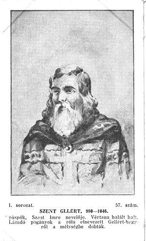 September 24 (Eastern Orthodox liturgics) - Image: 57. Szent Gellért