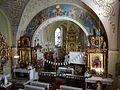616283 Korzkiew powiat krakowski kościół Jana Chrzciciela 2.jpg