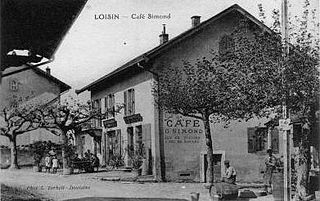 Loisin Commune in Auvergne-Rhône-Alpes, France