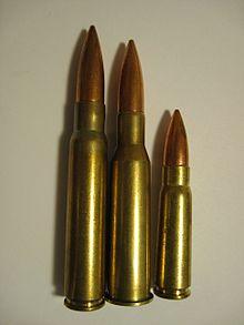 Mosin nagant ammo comparison