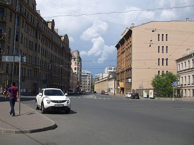 ВПетербурге хотят переименовать все 10 Советских улиц