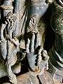9th to 13th century temple parts and artwork, Kolanupaka museum, Telangana India - 38.jpg