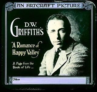 <i>A Romance of Happy Valley</i> 1919 film