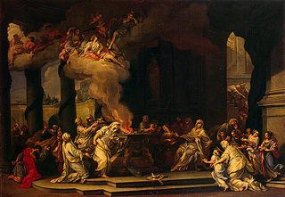 Alessandro Marchesini Italian painter