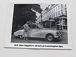 A.S Star Sapphire advert Leamington Spa.jpg