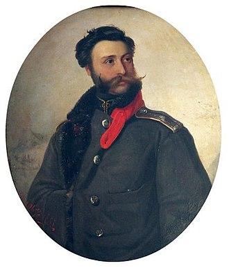 Tatischev family - Alexander Aleksandrovich Tatischev