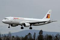 EC-LRG - A320 - Iberia