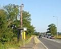A45 near Onley - geograph.org.uk - 1392533.jpg