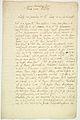 AGAD List NN, sługi Andrzeja Tęczyńskiego, wojewody krakowskiego, zawierający relację z rozmów, jakie autor listu przeprowadził z Elżbietą Mielecką, wdową po Mikołaju, wojewodzie podolskim i hetmanie wielkim koronnym 1.jpg