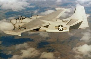 AJ-2P Savage in flight colour.jpg